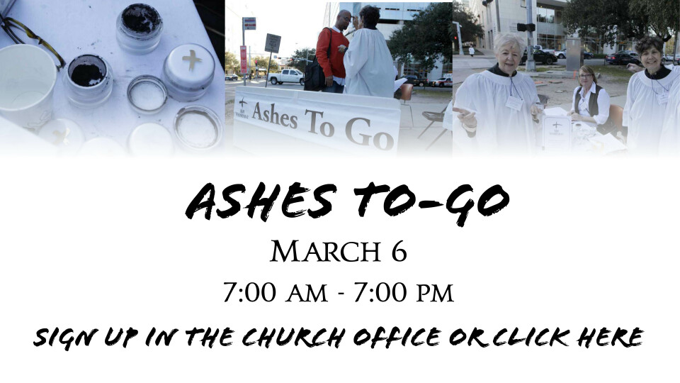 Ashes To-Go