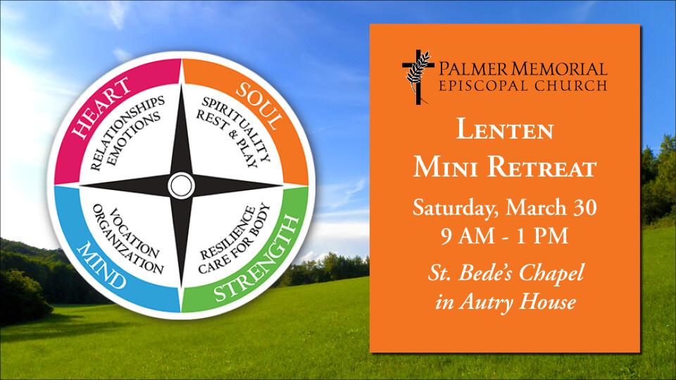Living Compass Lenten Mini Retreat