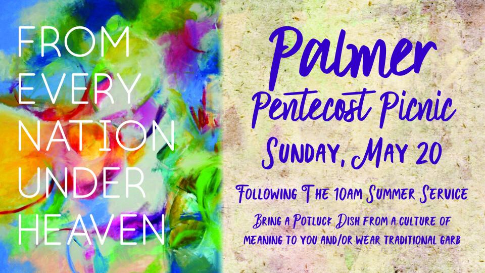 Pentecost Picnic