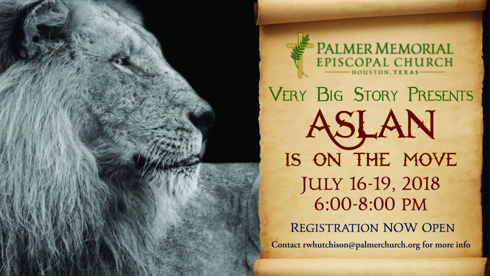 VBS - Aslan is on the Move