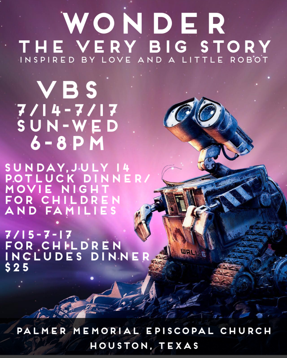 VBS - WONDER: THE VERY BIG STORY