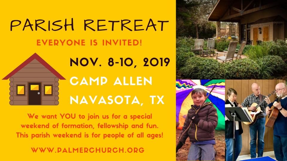 Annual Parish Retreat 2019