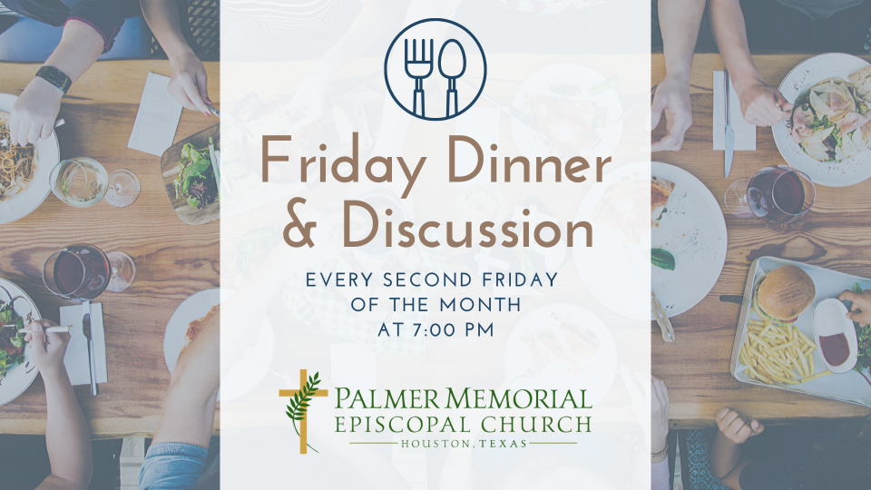 Dinner & Discussion Group with Professor Caleb McDaniel