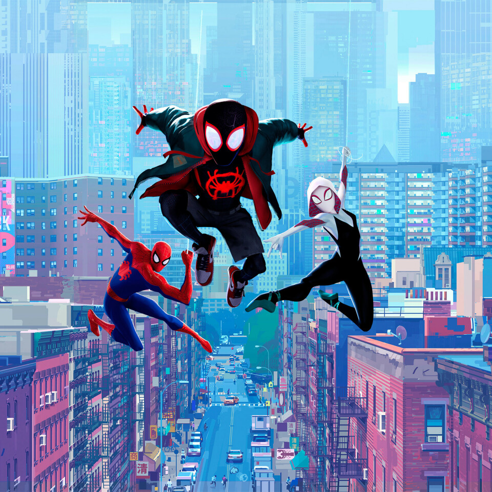 Reel Theology – Spider-Man: Into the Spiderverse